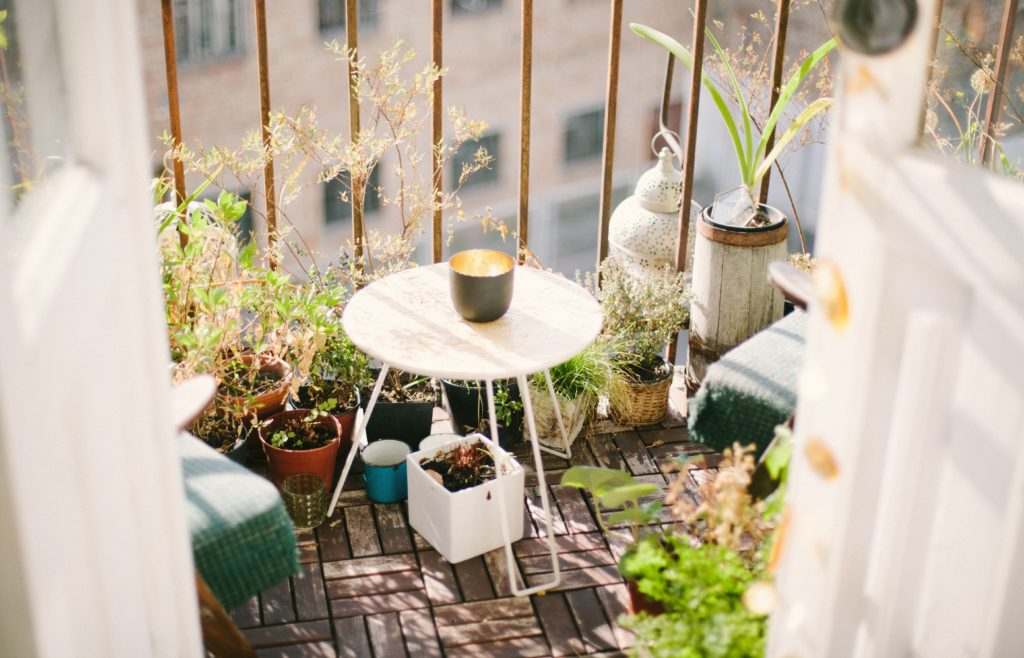 Create a Beautiful Garden in a Small Space