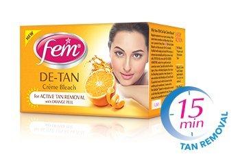 Fem De-Tan Bleach Crème