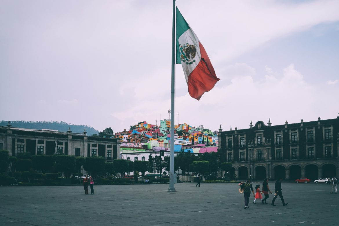 Visit in Mexico