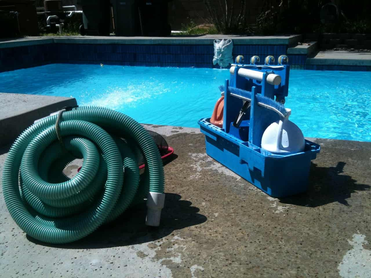 Maintaining a Pool