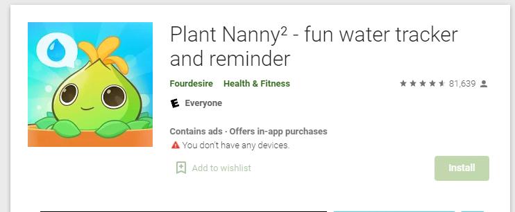 Plant Nanny 2