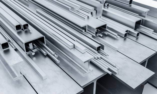 Main Types Of Steel For The Construction Of The Building
