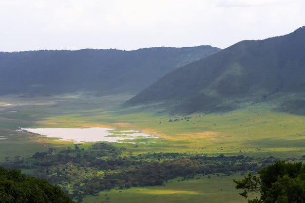 Explore the Ngorongoro Crater