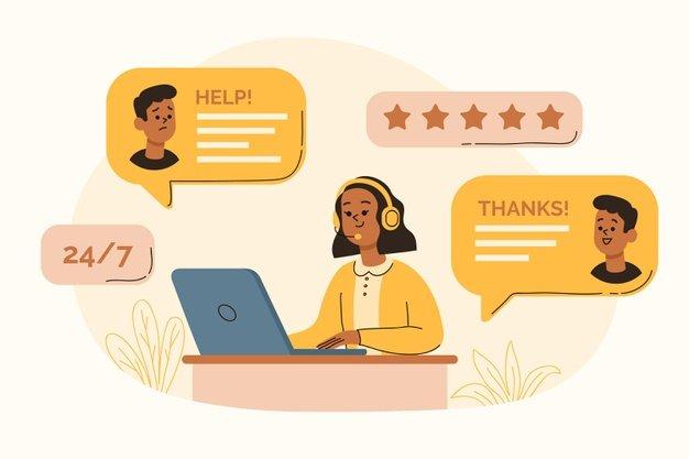 Check the customer service: