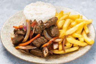 Amazing French cuisine: