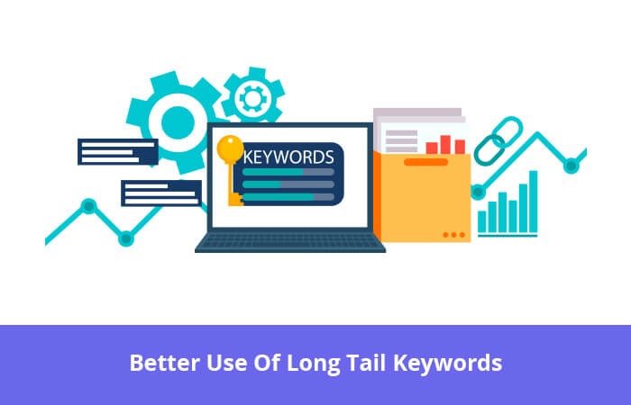 Better Use Of Long Tail Keywords