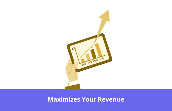 Maximizes Your Revenue