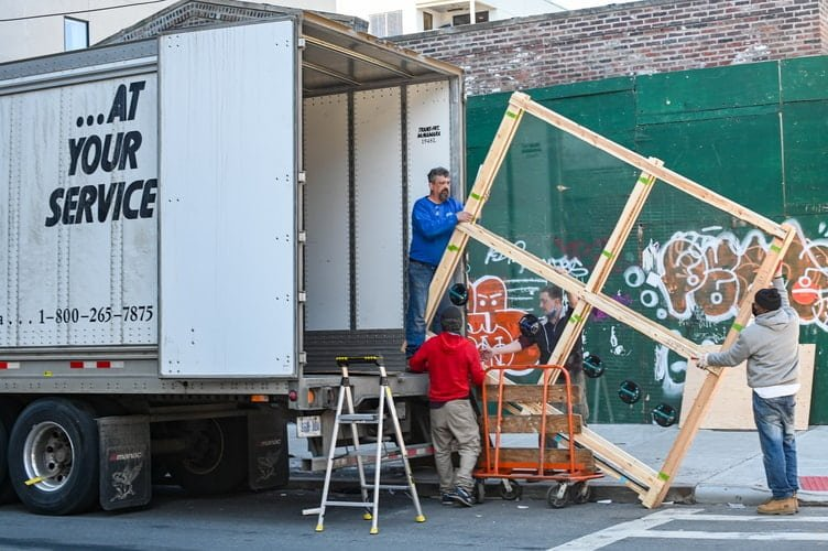 Choose a Moving Company from Referrals: