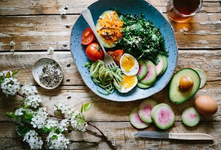 1. Maintain a good diet:
