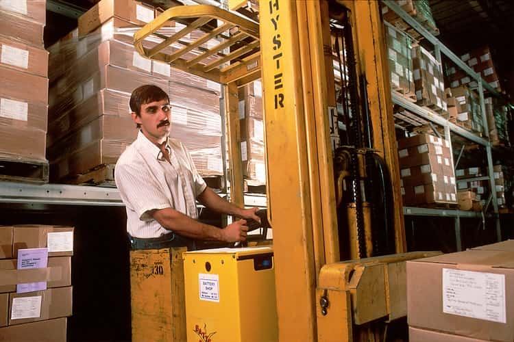 Cause Of Forklift Accidents