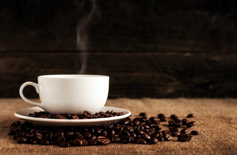 1. Drink Coffee