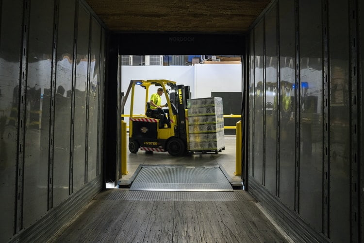 What are the dangers of a forklift?