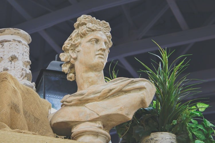 3. Virgin of Mercy Statue