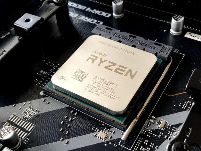 The processor:
