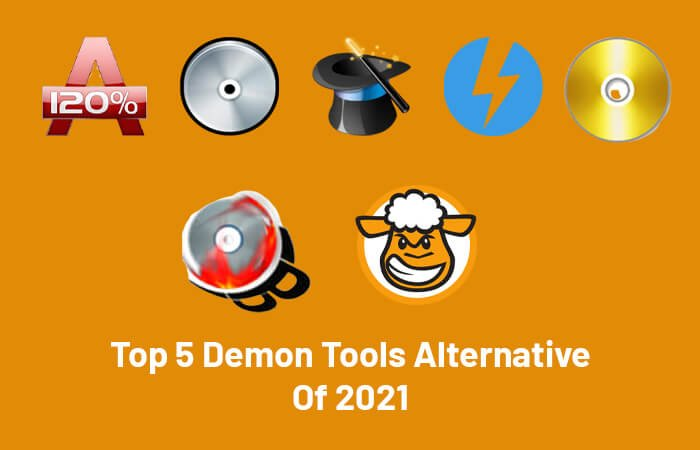 Demon tools alternative