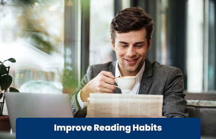 Improves Your Reading Habits