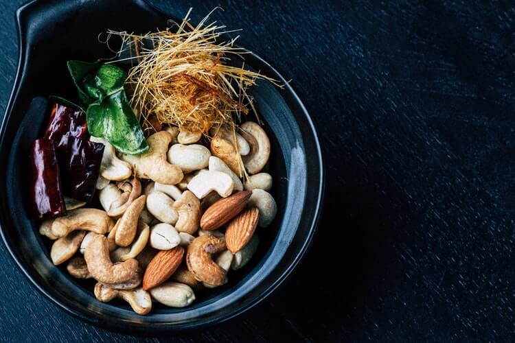 1.Nuts And Dried Fruit
