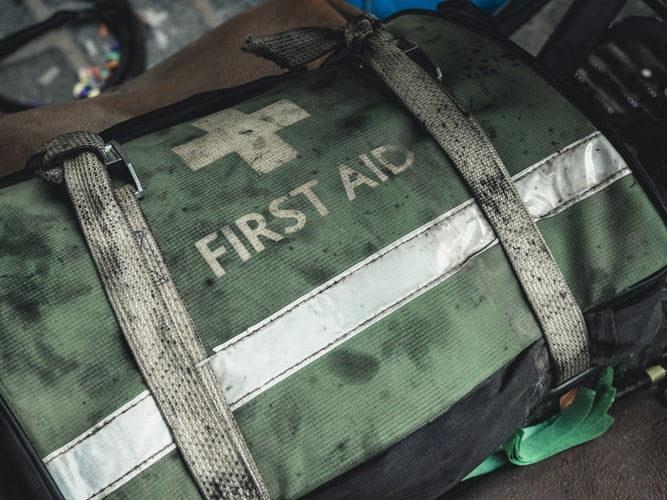 3. First Aid