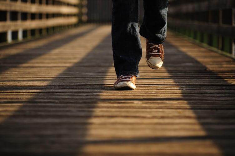 2.Walking