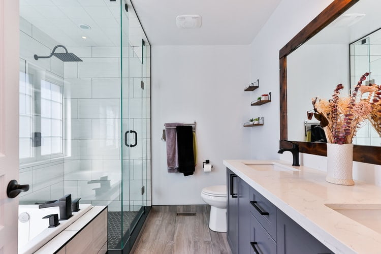 Reducing Electricity Use in the Bathroom