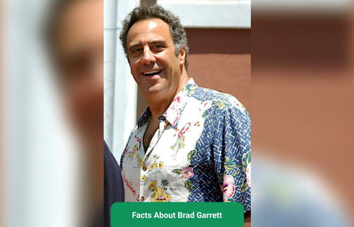 Some More Exciting Facts About Brad Garrett
