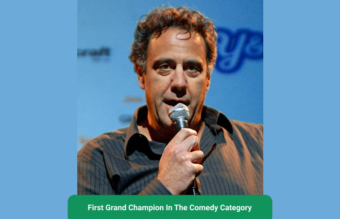 """The First Grand Champion In The Comedy Category On """"Star Search"""