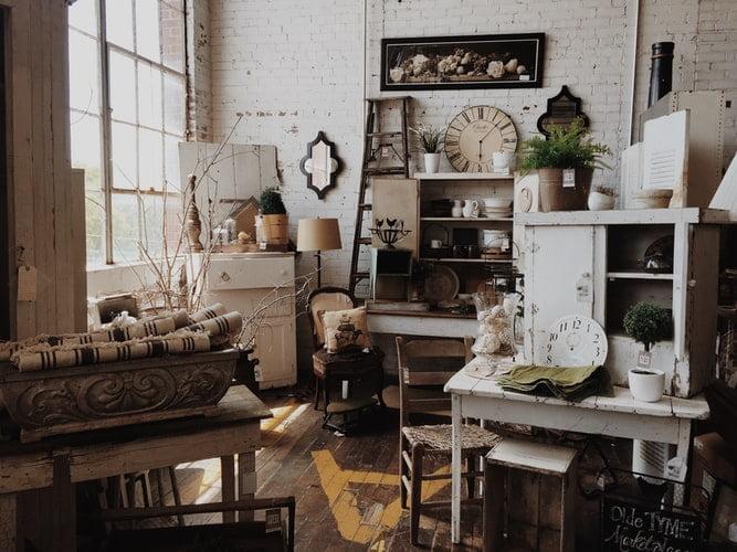 1. Visit Different Furniture Stores