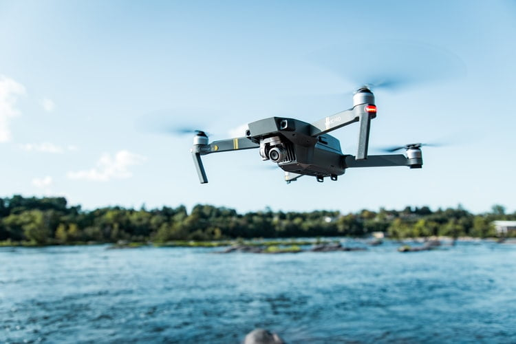 2. Drones And Accessories