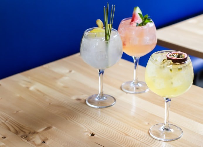 6. Create personalized cocktails