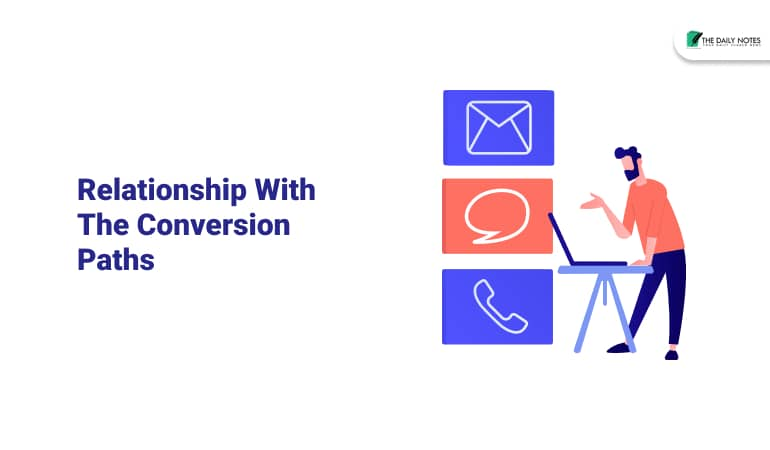 Relationship With The Conversion Paths