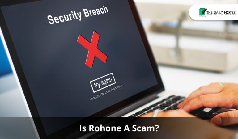 Rohone Website Review - Is Rohone A Scam