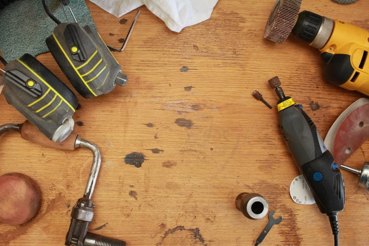 5. Working with Power Tools