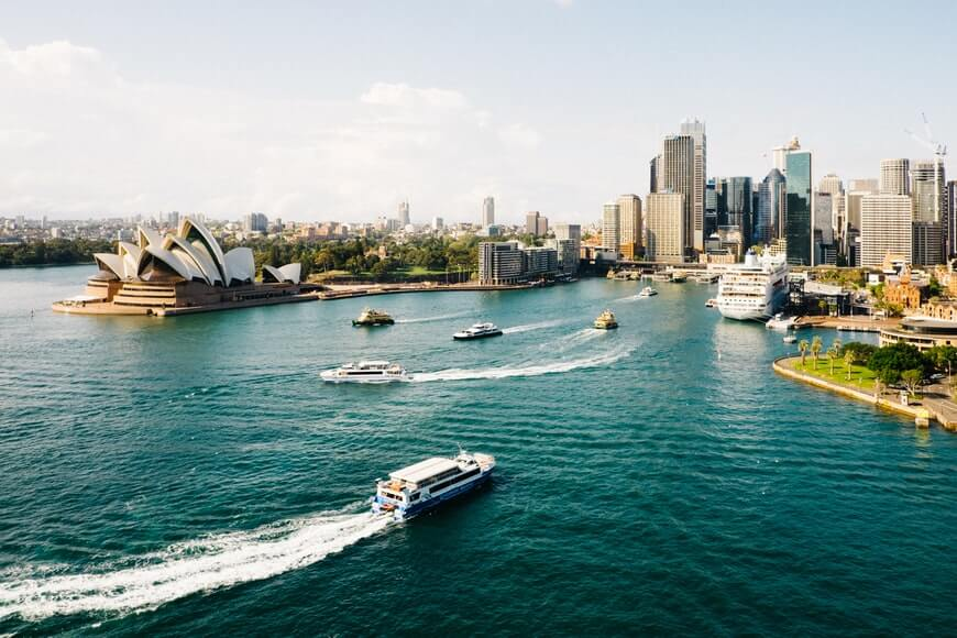 1. Easy Commute to Sydney