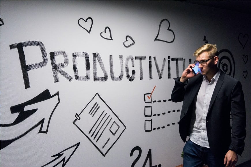 1. Increase and Improve Productivity