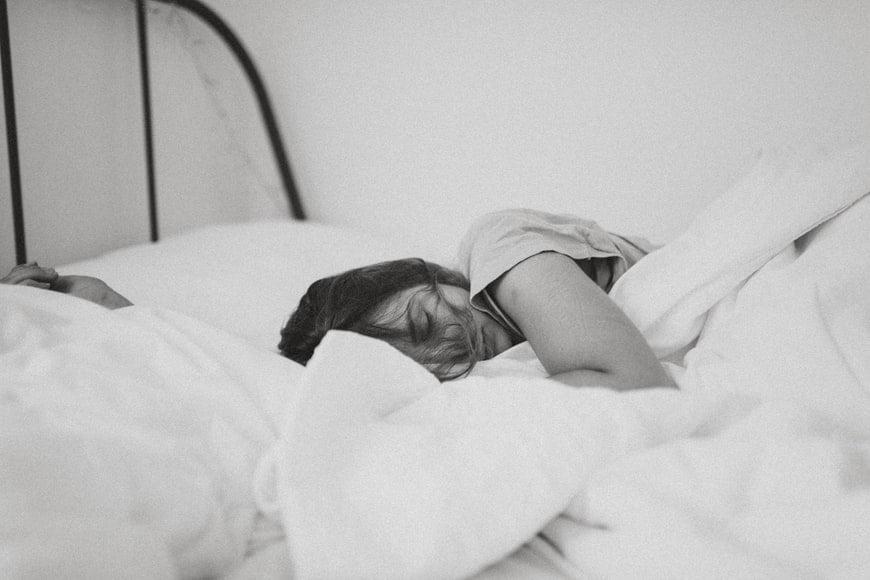 1. Get enough sleep before exams