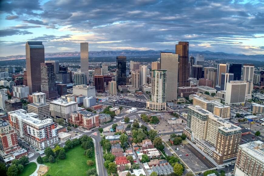 What are the different events that will brace the city of Denver?