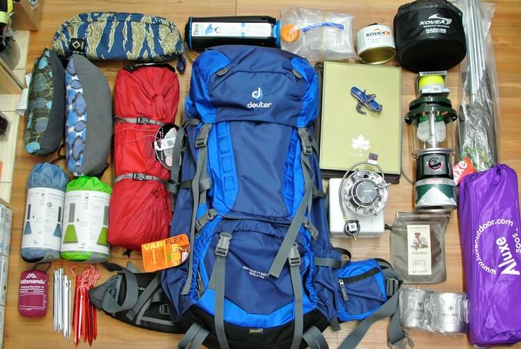3. Choose What Type Of Camping Gear You Will Be Making