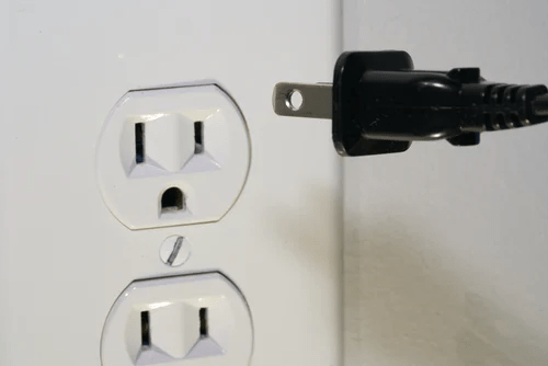 Switch Off and Unplug