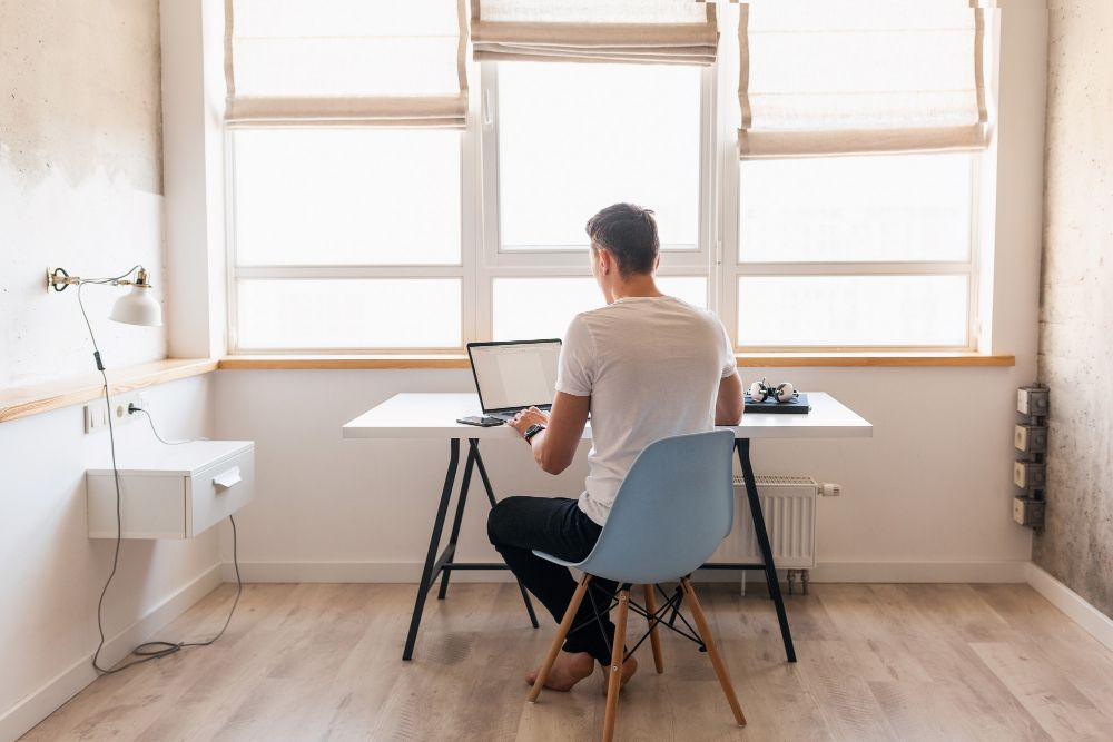 Work At Home Rules That Increase Productivity